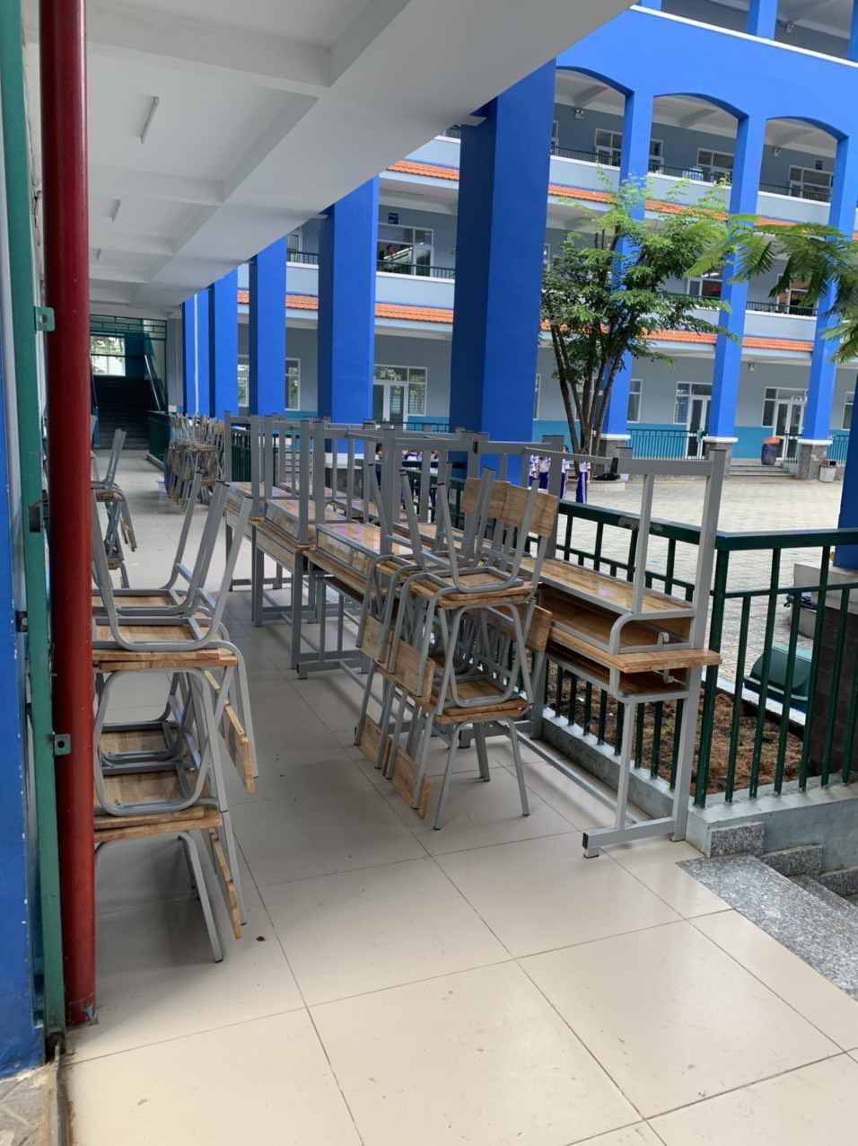 Công Trình Tiểu Học Kim Đồng- Bình Tân HCM