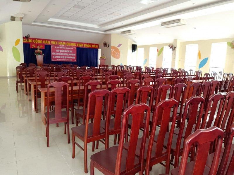 Công Trình Trường Mầm Non Phong Lan - Bình Chánh