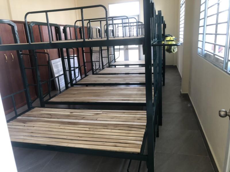 Cung cấp giường tầng - Bộ chỉ huy Quân Sự quận 8 - HCM